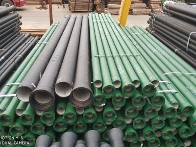 国标铸铁管dn200 柔性排水球墨铸铁管 球管 杭州排水管 铁管 消防