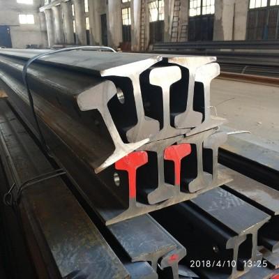 火车轨道钢  轨道钢标准 轨道钢与高锰钢 轨道钢的材质 轨道钢50  轨道钢批发-- 苏州闽商道物资有限公司
