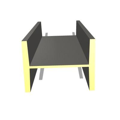钢材 工字钢 槽钢搭建阁楼 楼梯 轨道 h钢 设计钢结构-- 苏州闽商道物资有限公司