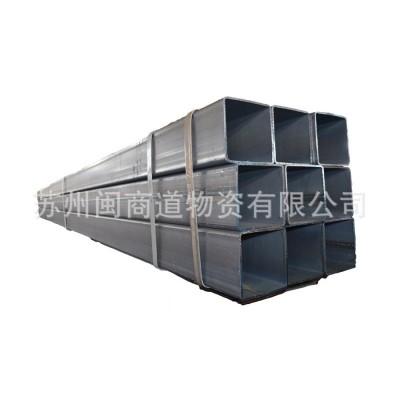 小口径方管120*120*2.75Q235B铁方管规格-- 苏州闽商道物资有限公司
