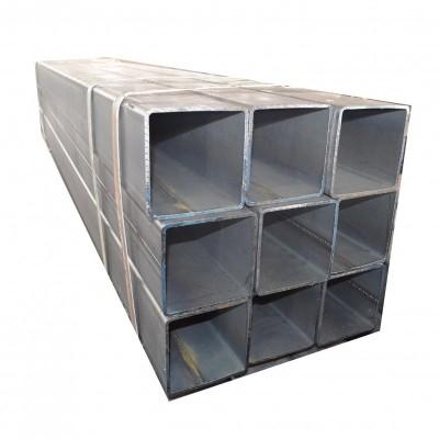 直角角管150*150*4.5Q345B方形管桩和圆形管桩的区别-- 苏州闽商道物资有限公司