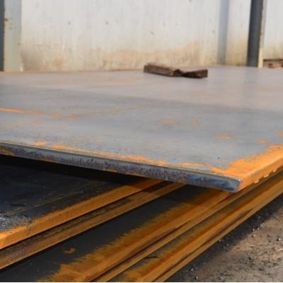耐候钢板09CUPCRNI-A 耐候钢Q345NQR2 耐候板Q345NQR2 大气防腐钢板 生锈钢板-- 苏州闽商道物资有限公司