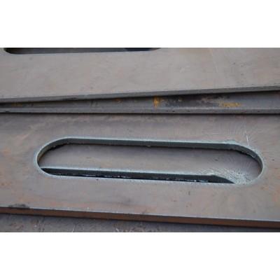 钢板激光切割下料 钢板加工件 切割钢板-- 苏州闽商道物资有限公司