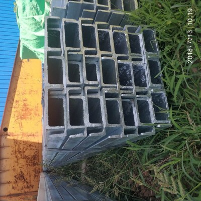 镀锌槽钢16号热镀锌槽钢