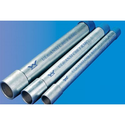 中山华捷硬金属导管美标穿线管(UL6, ANSI C80.1)华捷钢管实业生产